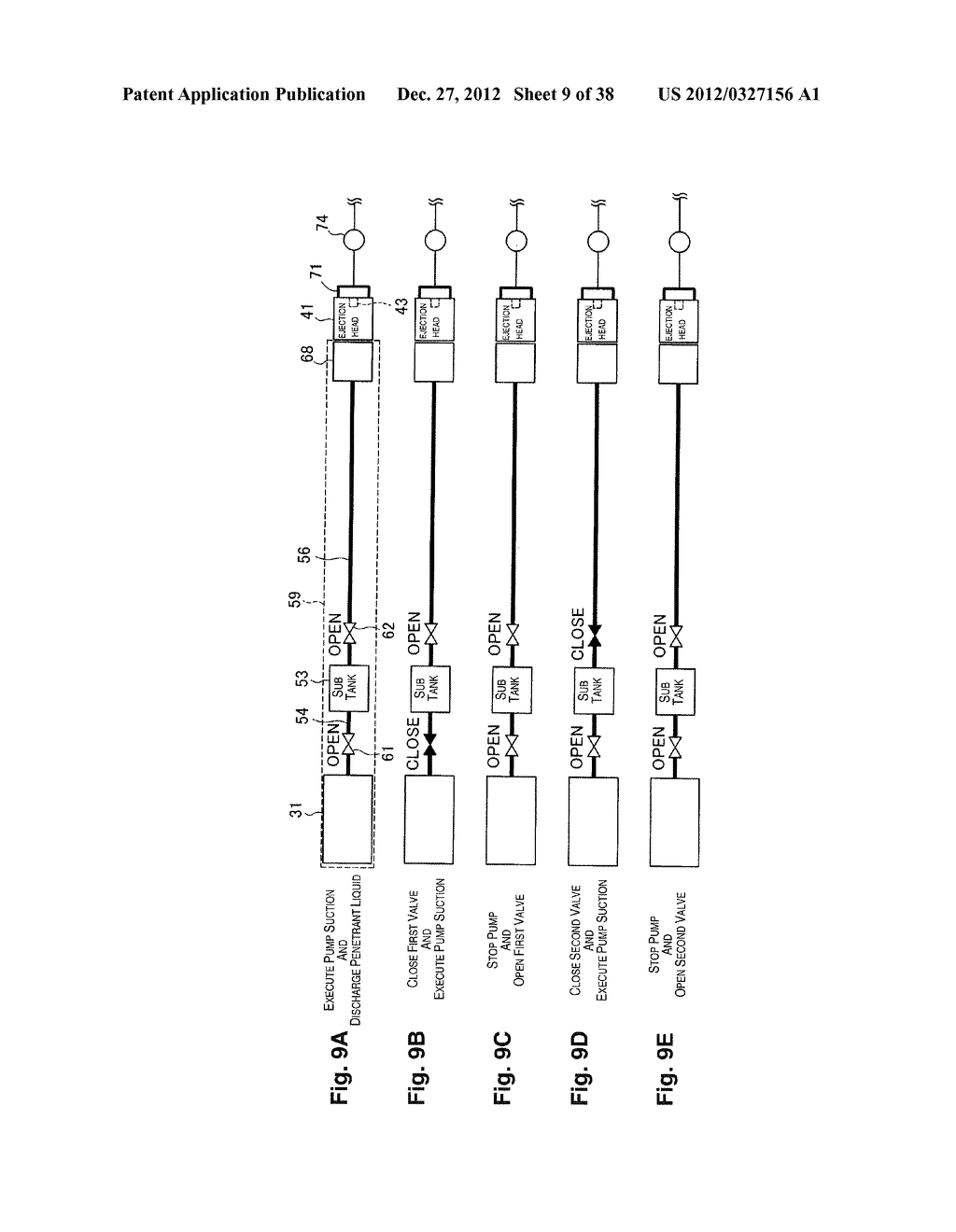 INKJET TEXTILE PRINTING METHOD AND INKJET TEXTILE PRINTING APPARATUS - diagram, schematic, and image 10