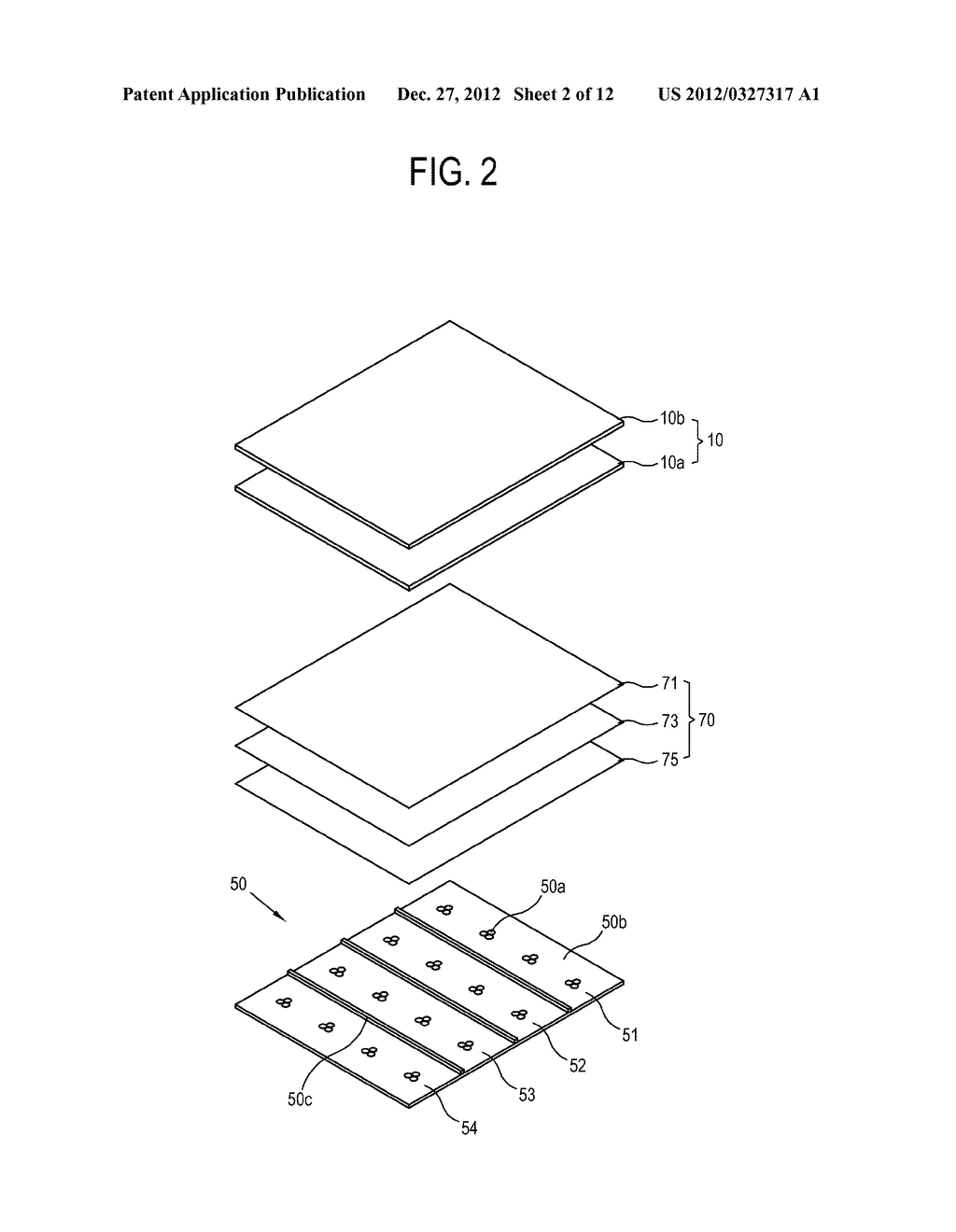 LIQUID CRYSTAL DISPLAY AND CONTROL METHOD THEREOF - diagram, schematic, and image 03