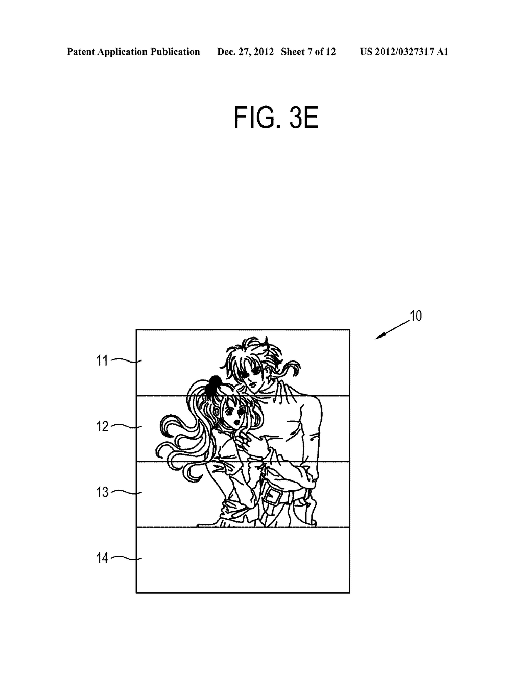 LIQUID CRYSTAL DISPLAY AND CONTROL METHOD THEREOF - diagram, schematic, and image 08