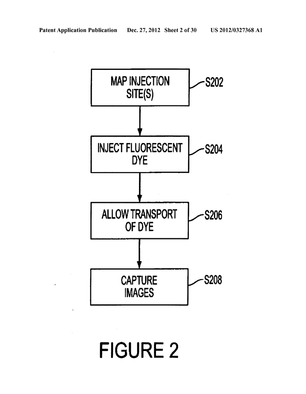 METHOD AND APPARATUS FOR IMAGING IN AN EYE - diagram, schematic, and image 03