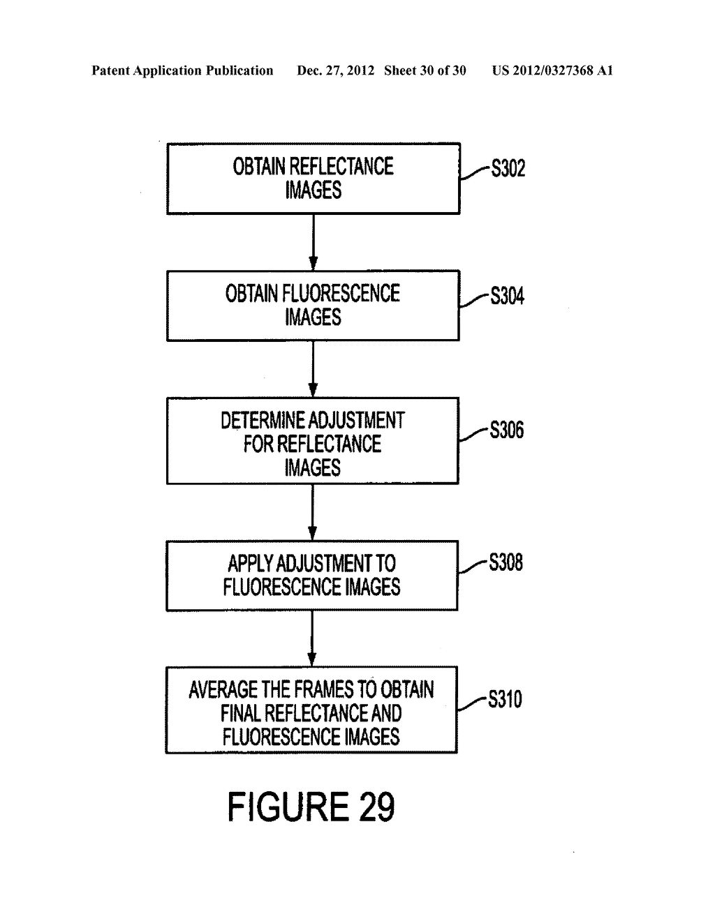 METHOD AND APPARATUS FOR IMAGING IN AN EYE - diagram, schematic, and image 31