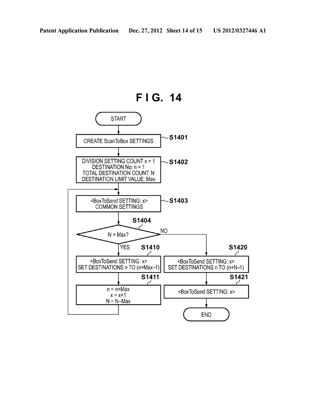 SETTING VALUE MANAGEMENT APPARATUS, SETTING VALUE MANAGEMENT METHOD, AND     COMPUTER-READABLE MEDIUM - diagram, schematic, and image 15