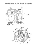 ASSEMBLY OF ELECTRIC MOTOR STARTER COMPONENTS diagram and image