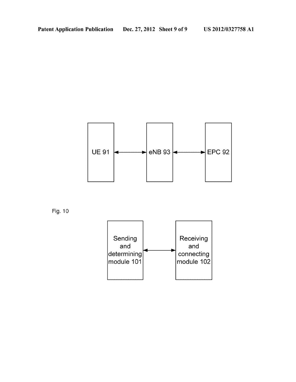 Method, system and device for processing release failure of packet data     network - diagram, schematic, and image 10
