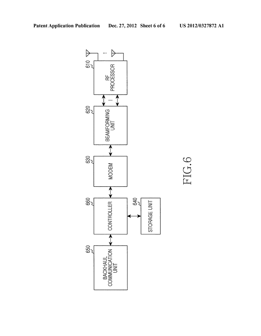 APPARATUS AND METHOD FOR NETWORK ENTRY IN A WIRELESS COMMUNICATION SYSTEM - diagram, schematic, and image 07
