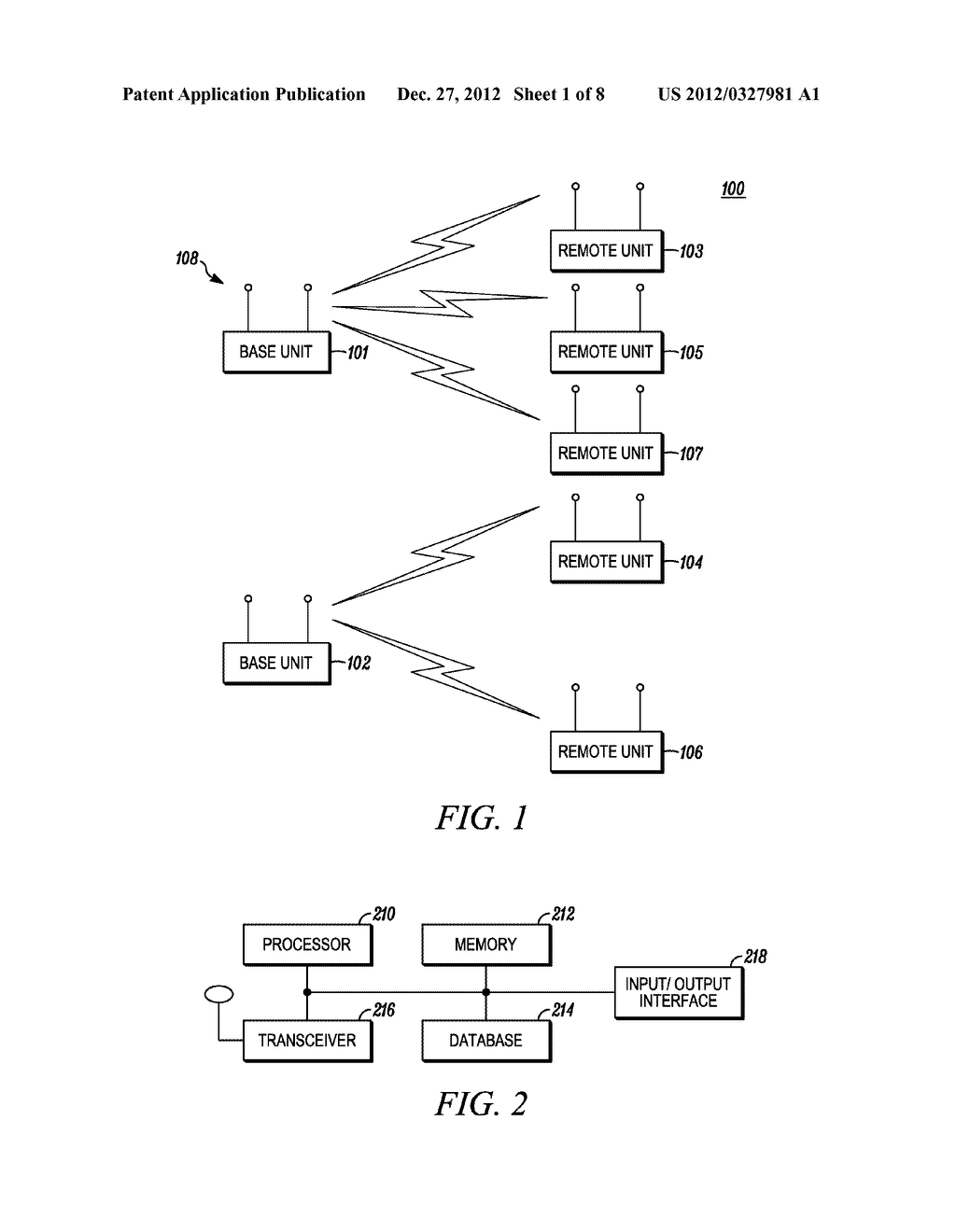 Method of Signaling Particular Types of Resource Elements in a Wireless     Communication System - diagram, schematic, and image 02