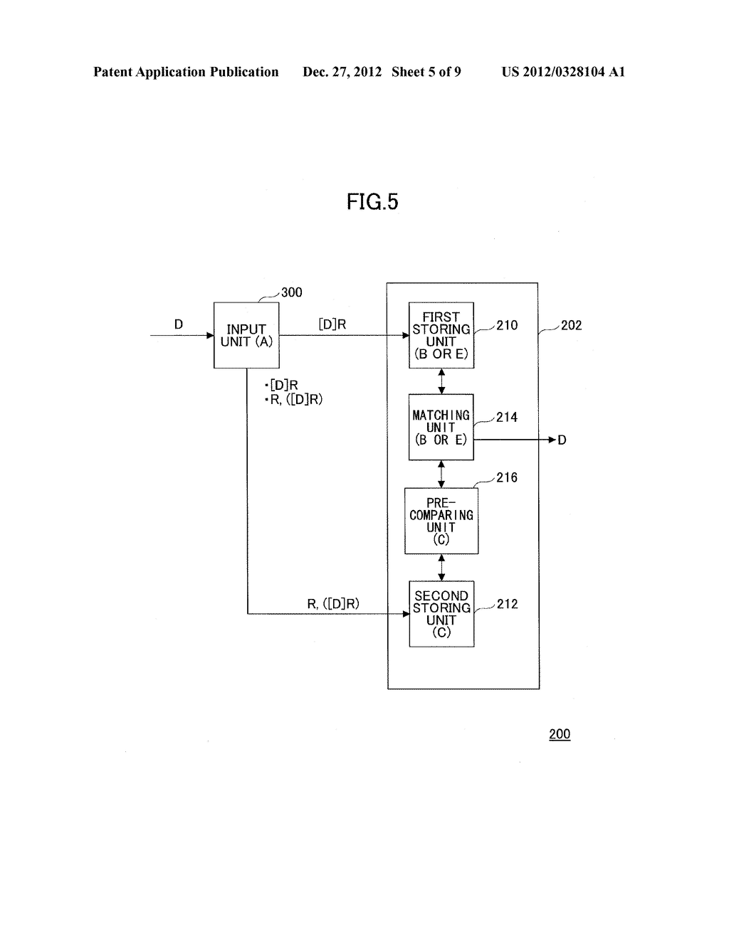 INPUT CONTENT DATA MANAGING SYSTEM AND METHOD OF MANAGING INPUT CONTENT     DATA - diagram, schematic, and image 06