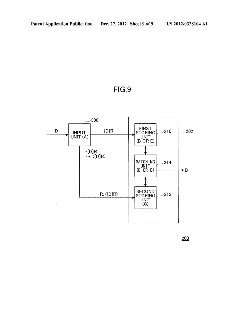 INPUT CONTENT DATA MANAGING SYSTEM AND METHOD OF MANAGING INPUT CONTENT     DATA - diagram, schematic, and image 10