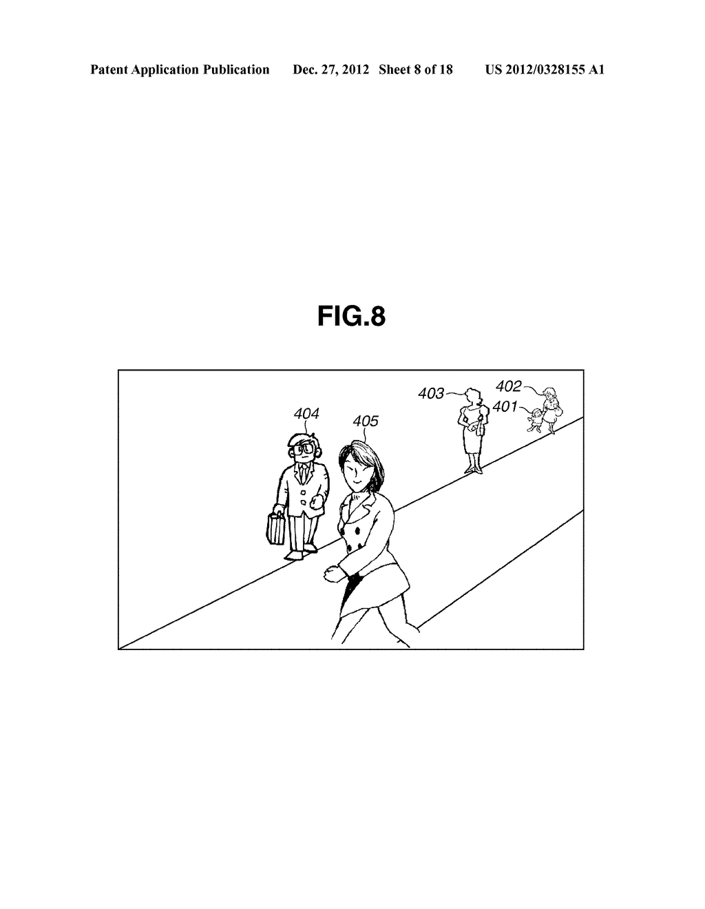 APPARATUS, METHOD, AND PROGRAM FOR DETECTING OBJECT FROM IMAGE - diagram, schematic, and image 09
