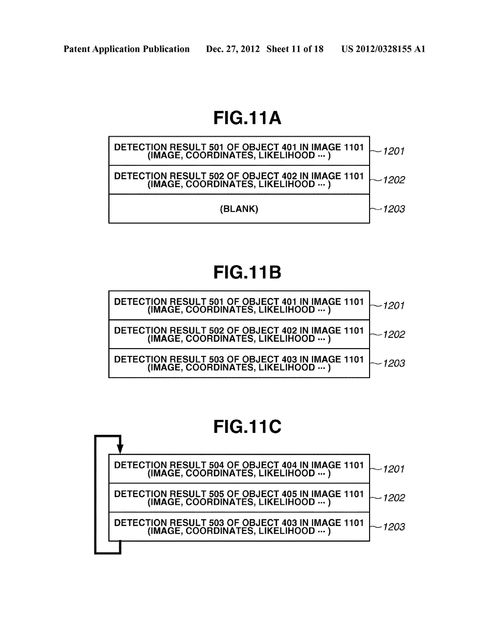 APPARATUS, METHOD, AND PROGRAM FOR DETECTING OBJECT FROM IMAGE - diagram, schematic, and image 12