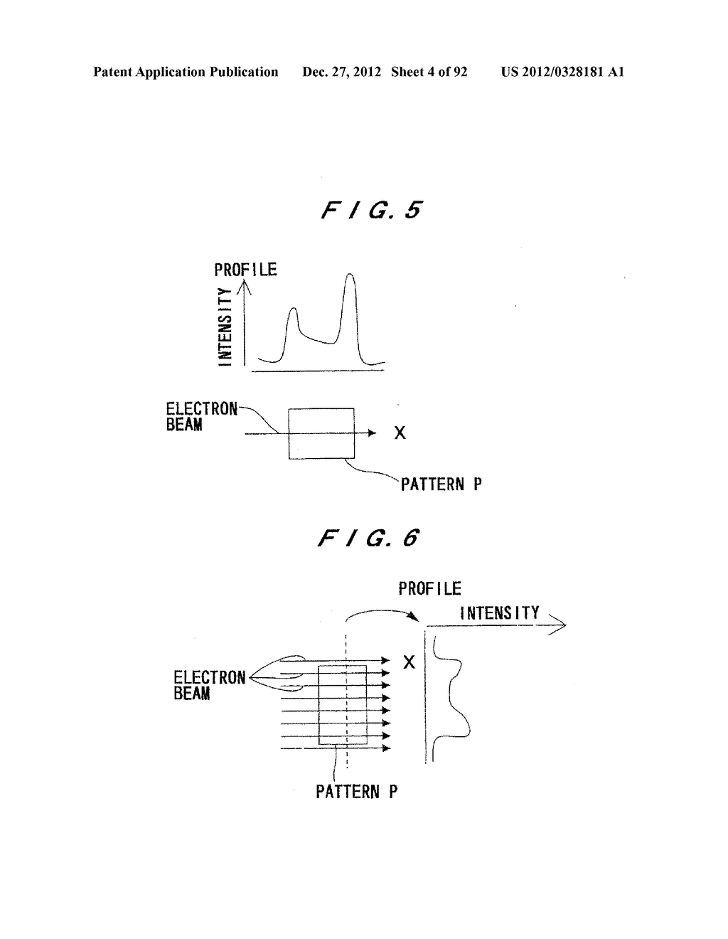 PATTERN INSPECTION APPARATUS AND METHOD - diagram, schematic, and image 05