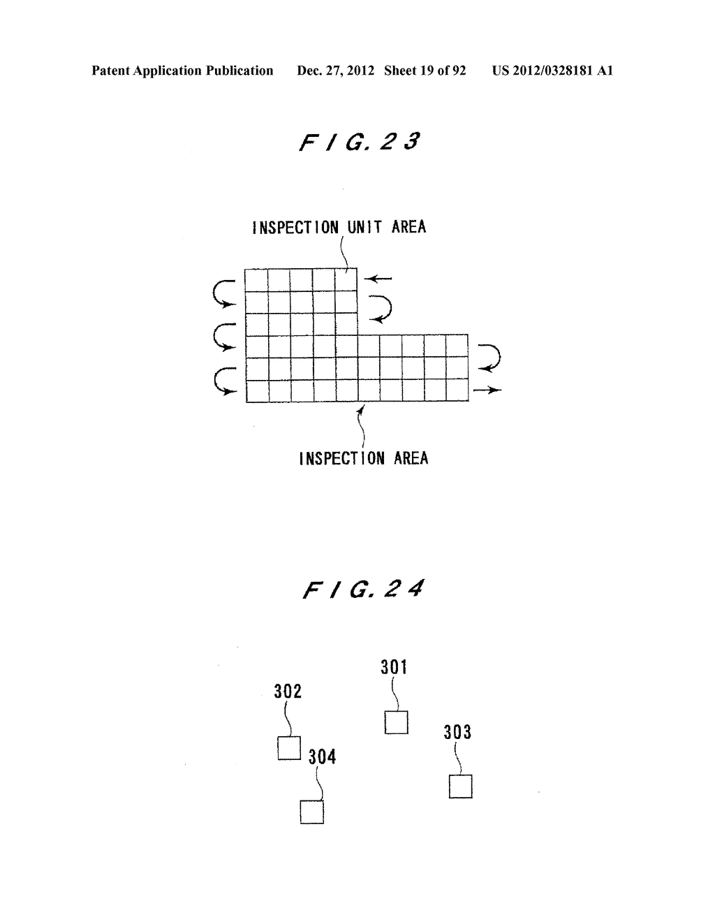 PATTERN INSPECTION APPARATUS AND METHOD - diagram, schematic, and image 20