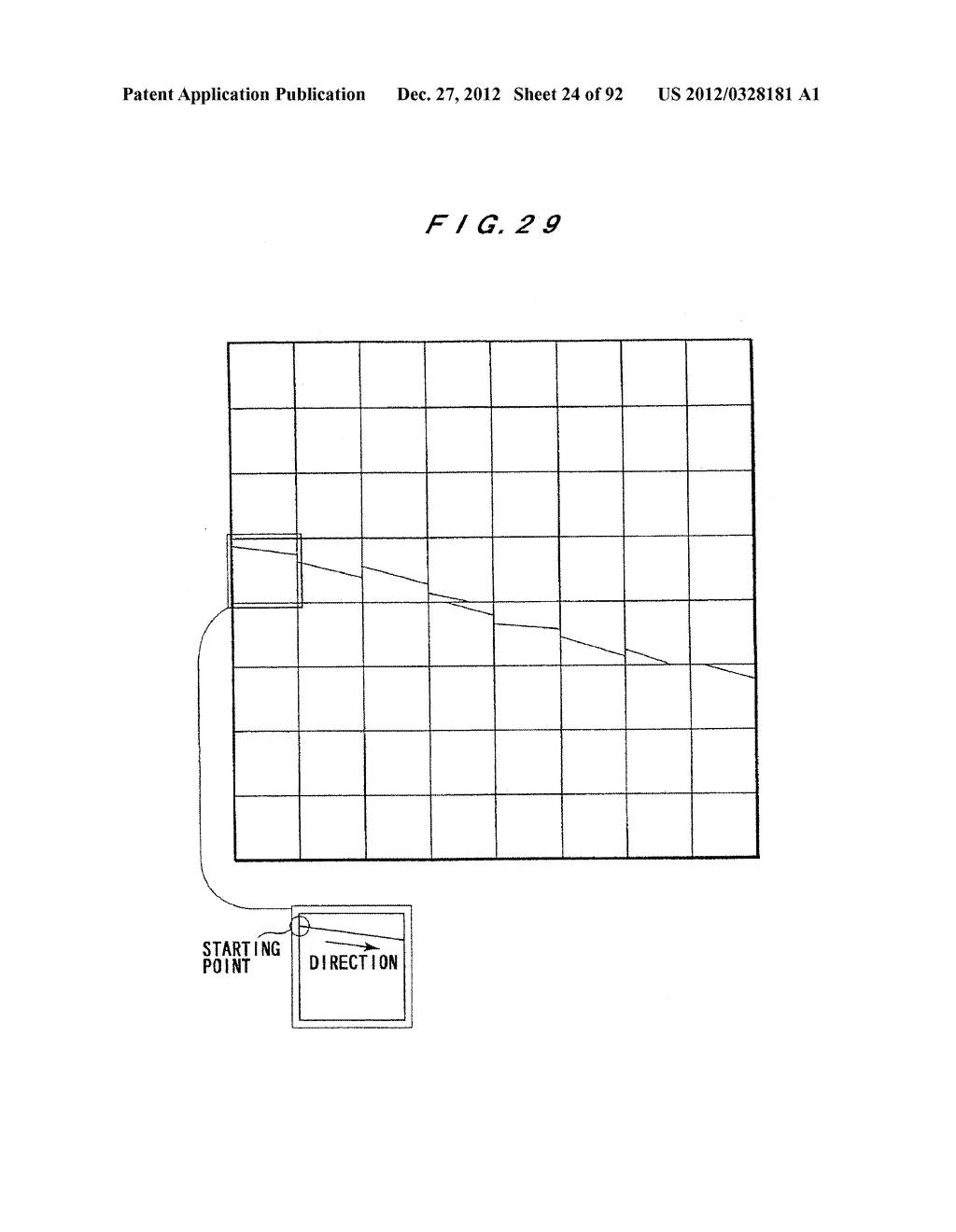 PATTERN INSPECTION APPARATUS AND METHOD - diagram, schematic, and image 25