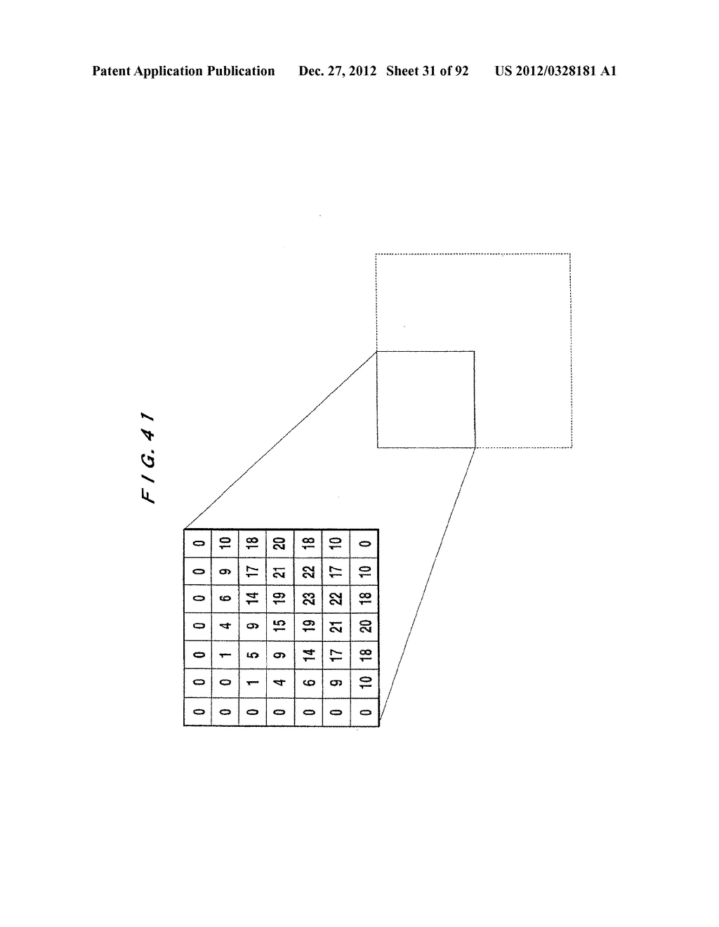 PATTERN INSPECTION APPARATUS AND METHOD - diagram, schematic, and image 32
