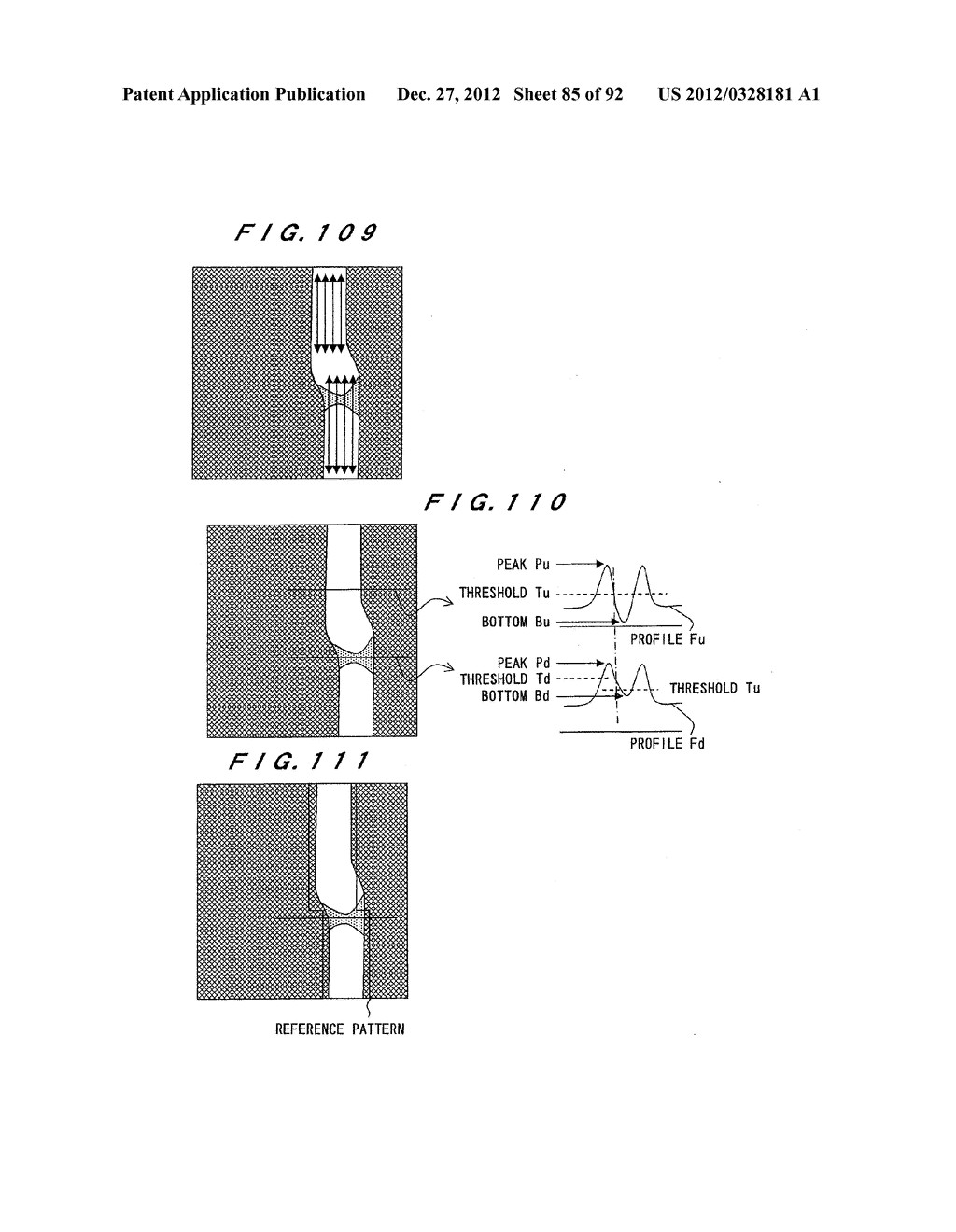PATTERN INSPECTION APPARATUS AND METHOD - diagram, schematic, and image 86