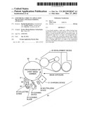 LOOP BRUSH, LUBRICANT APPLICATION MECHANISM, AND IMAGE FORMING APPARATUS diagram and image