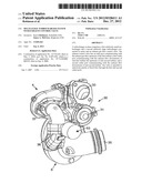 MULTI-STAGE TURBOCHARGER SYSTEM WITH EXHAUST CONTROL VALVE diagram and image