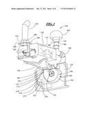 Hydraulic Fan Assembly for an Engine Ventilation System diagram and image