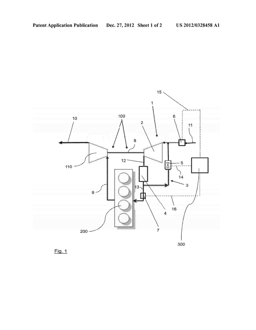COMPRESSOR APPARATUS FOR THE TURBOCHARGER OF A PISTON ENGINE AND METHOD     FOR OPERATING THE SAME - diagram, schematic, and image 02