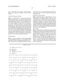 COMPOSITIONS AND USES OF LECTINS diagram and image