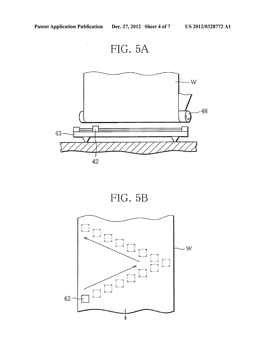 COATED PAPER MAKING APPARATUS AND METHOD - diagram, schematic, and image 05