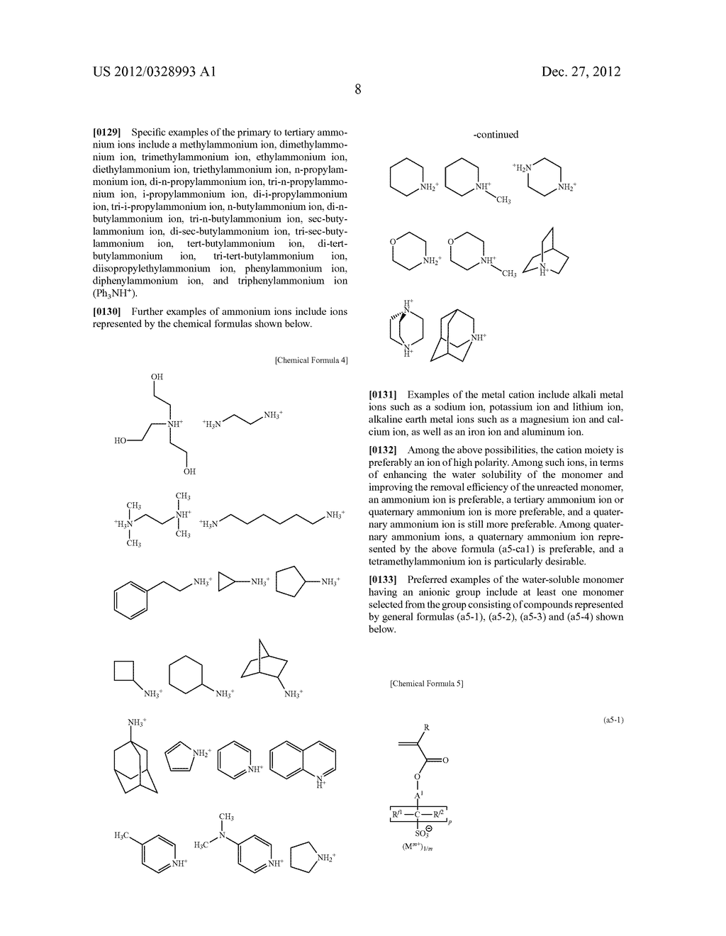 METHOD OF PRODUCING POLYMERIC COMPOUND, RESIST COMPOSITION, AND METHOD OF     FORMING RESIST PATTERN - diagram, schematic, and image 09