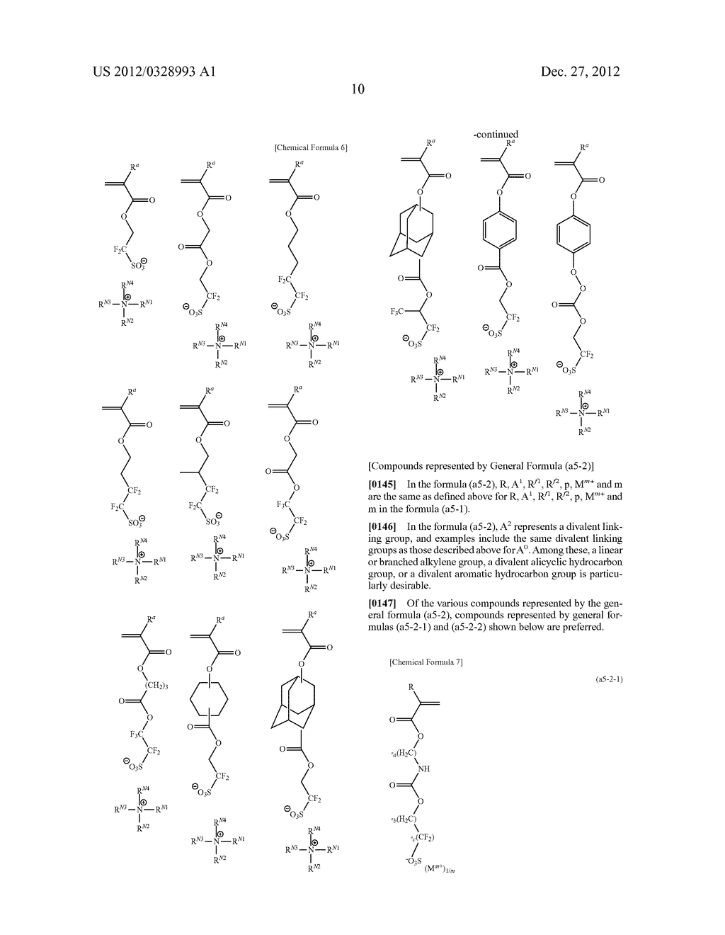 METHOD OF PRODUCING POLYMERIC COMPOUND, RESIST COMPOSITION, AND METHOD OF     FORMING RESIST PATTERN - diagram, schematic, and image 11