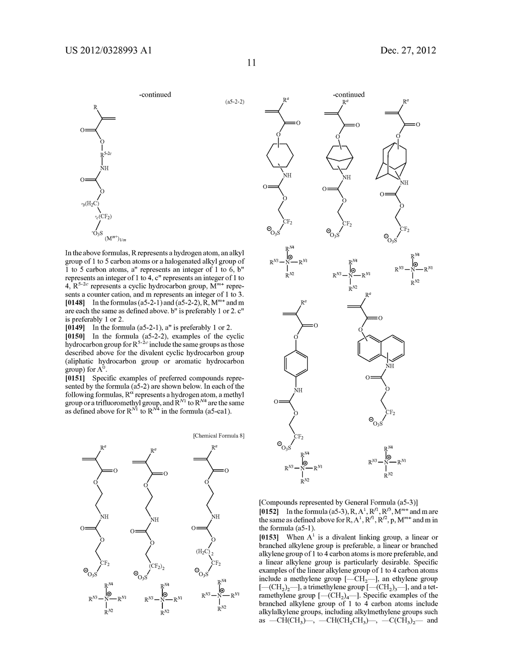 METHOD OF PRODUCING POLYMERIC COMPOUND, RESIST COMPOSITION, AND METHOD OF     FORMING RESIST PATTERN - diagram, schematic, and image 12