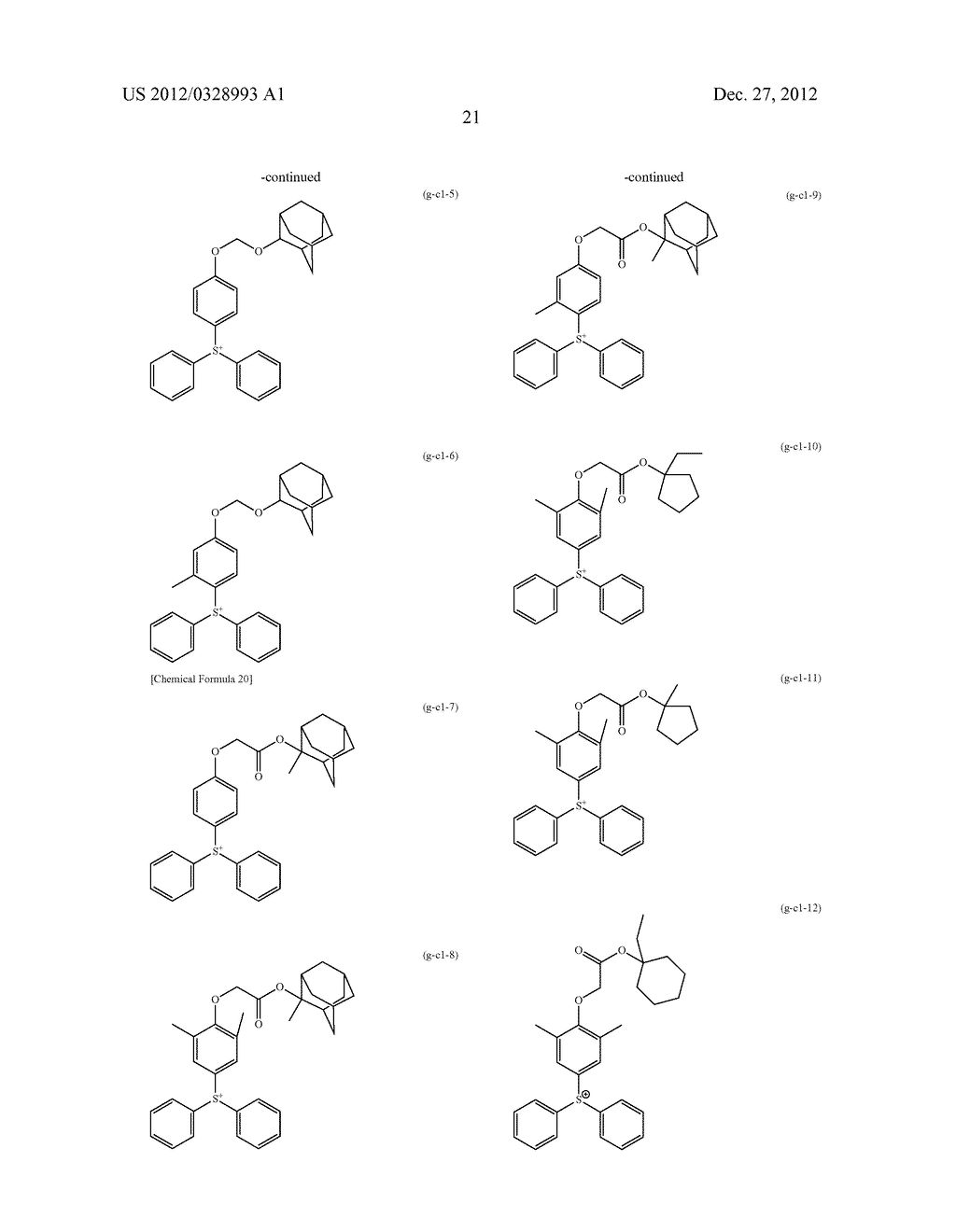 METHOD OF PRODUCING POLYMERIC COMPOUND, RESIST COMPOSITION, AND METHOD OF     FORMING RESIST PATTERN - diagram, schematic, and image 22