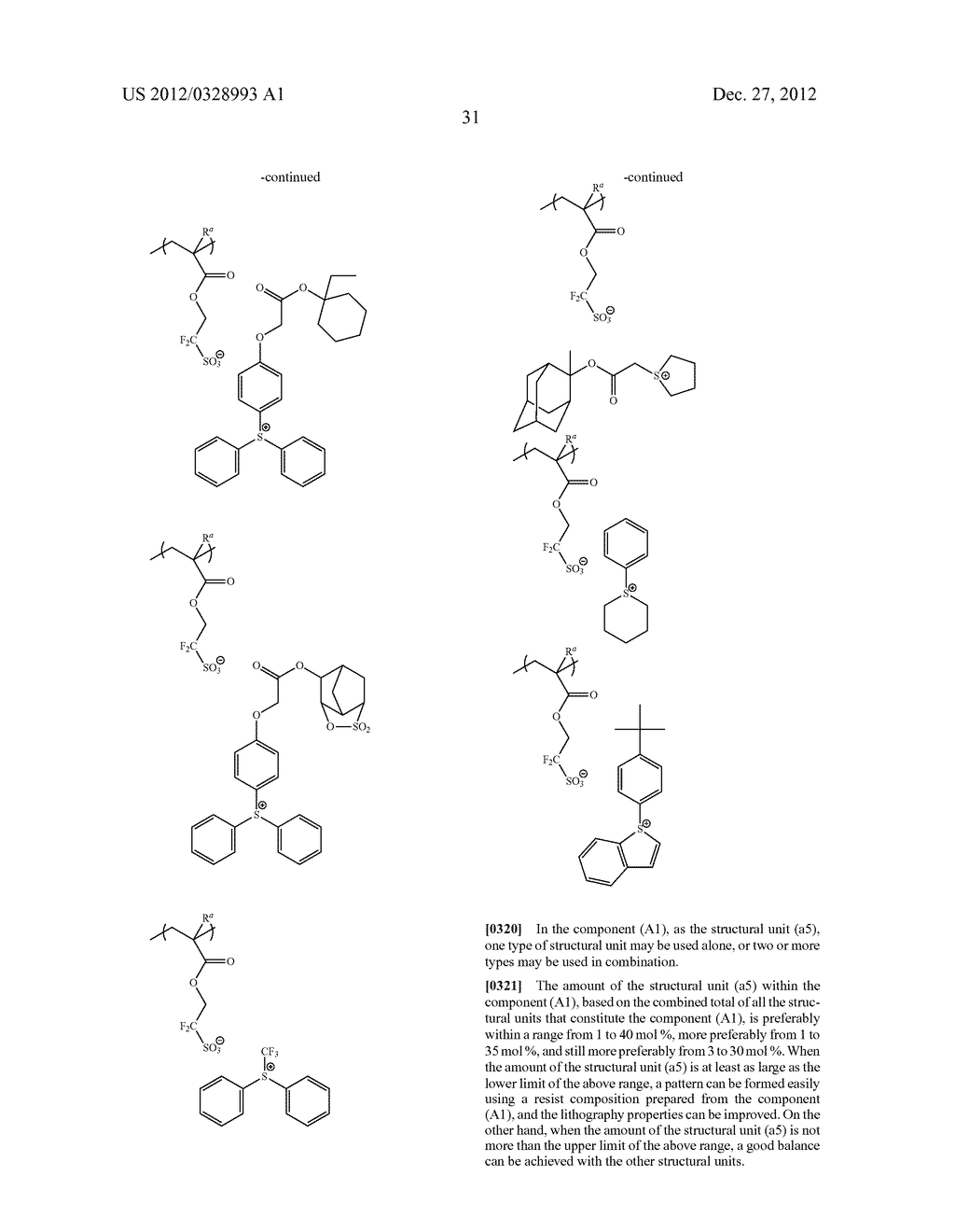 METHOD OF PRODUCING POLYMERIC COMPOUND, RESIST COMPOSITION, AND METHOD OF     FORMING RESIST PATTERN - diagram, schematic, and image 32