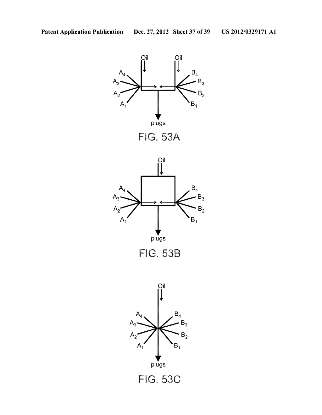 DEVICE AND METHOD FOR PRESSURE-DRIVEN PLUG TRANSPORT - diagram, schematic, and image 38