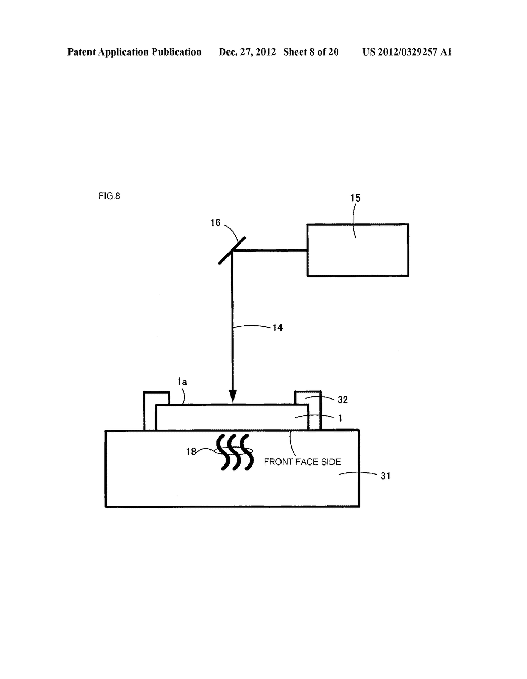METHOD FOR MANUFACTURING SEMICONDUCTOR DEVICE - diagram, schematic, and image 09