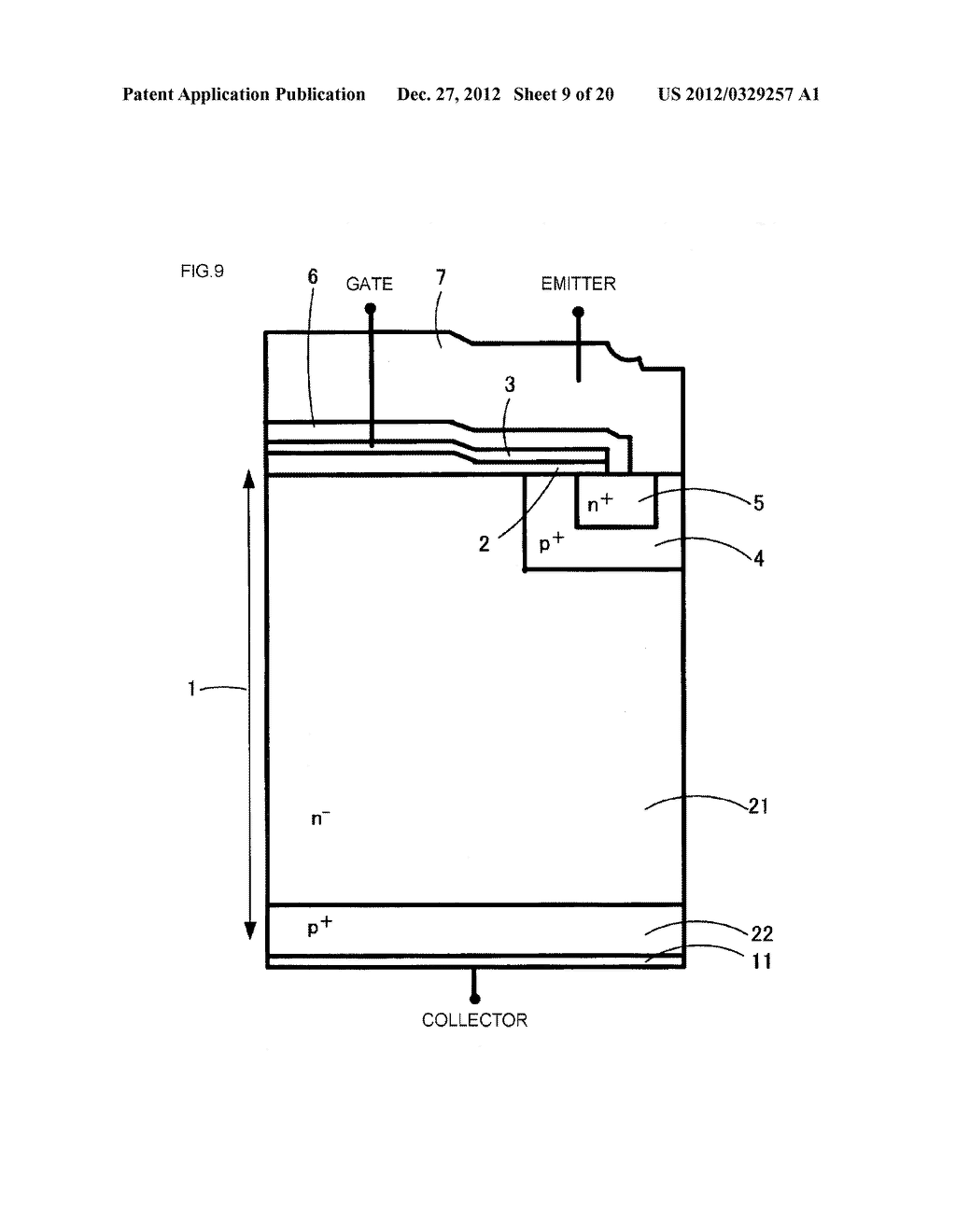 METHOD FOR MANUFACTURING SEMICONDUCTOR DEVICE - diagram, schematic, and image 10