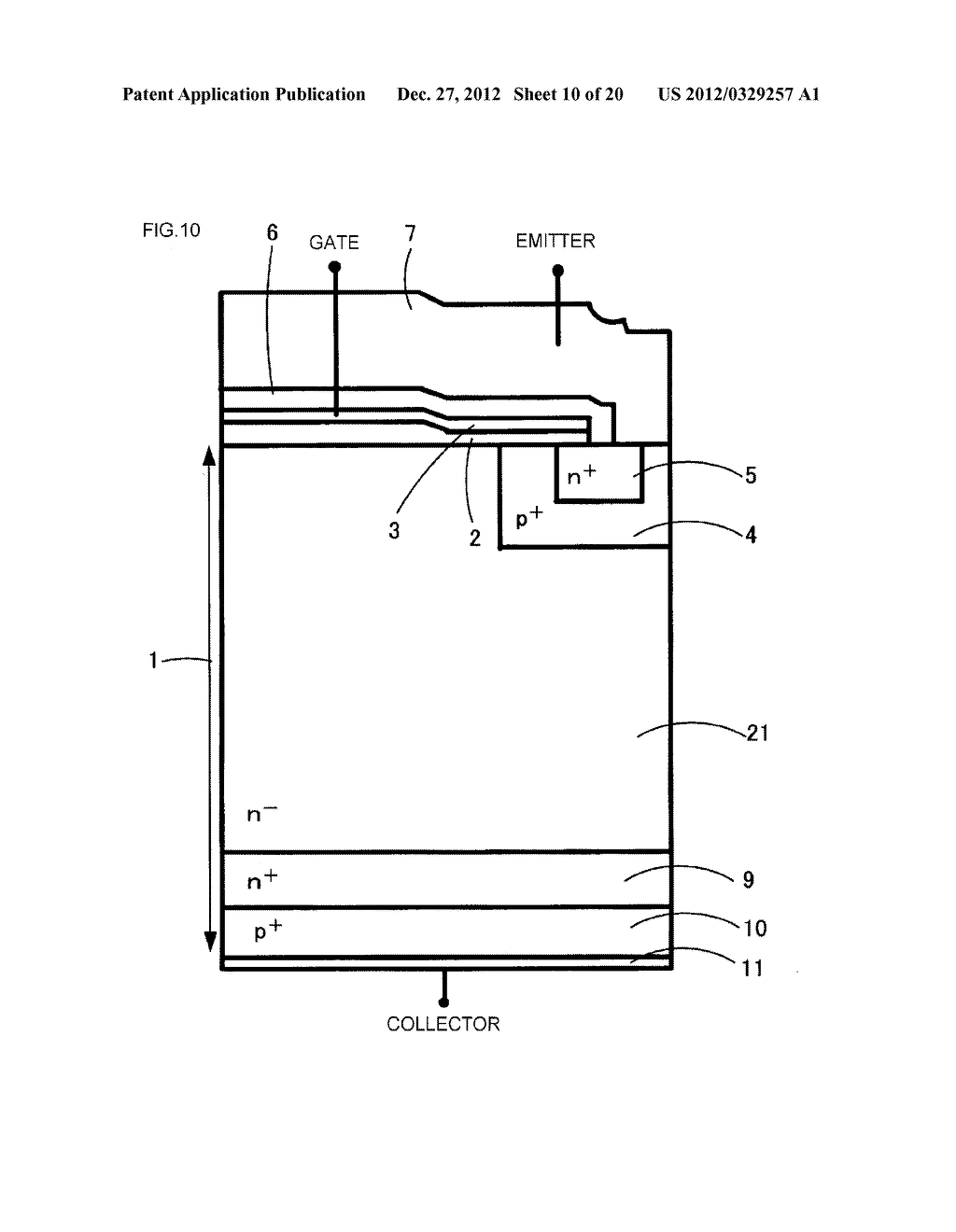 METHOD FOR MANUFACTURING SEMICONDUCTOR DEVICE - diagram, schematic, and image 11