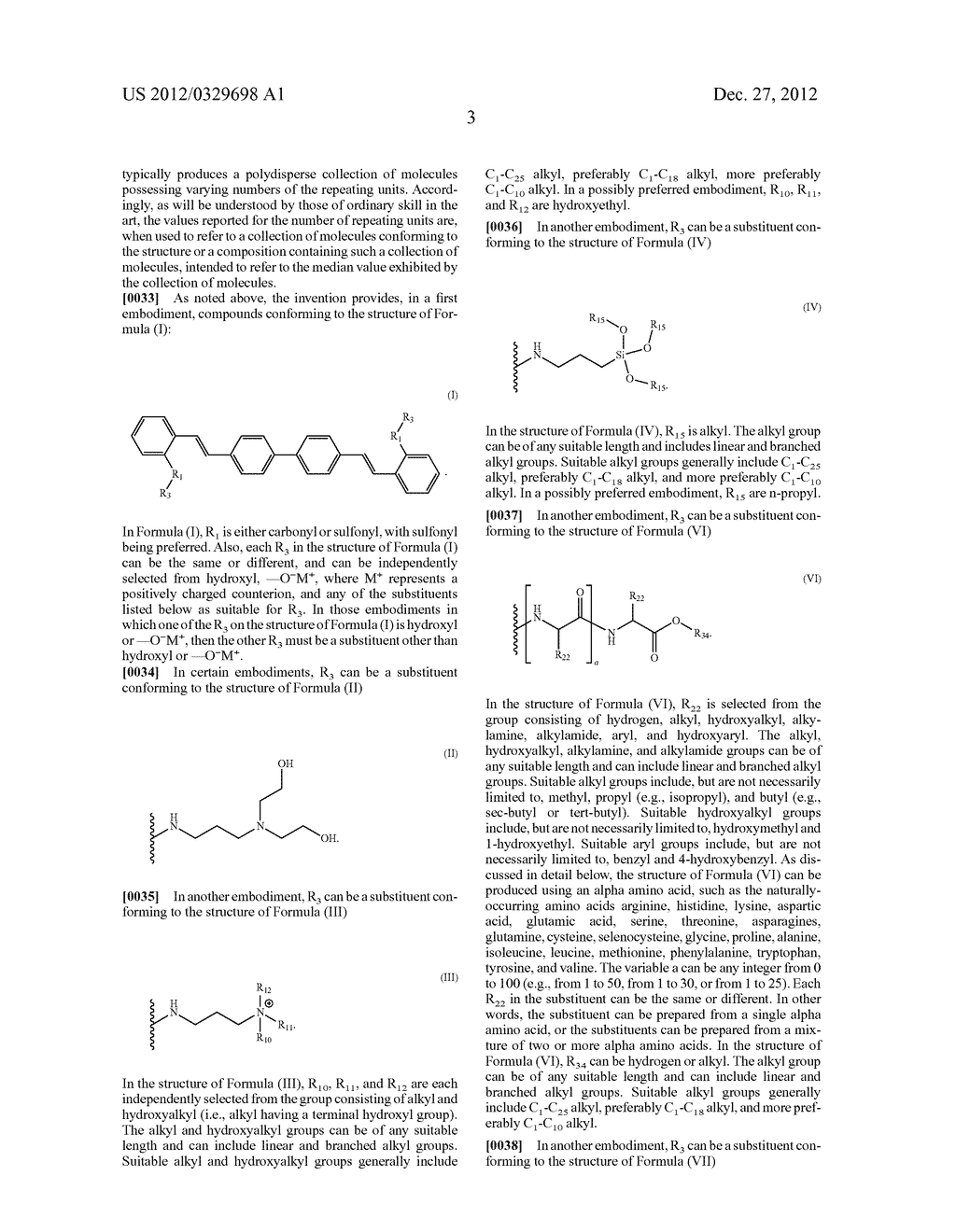 OPTICAL BRIGHTENERS AND COMPOSITIONS COMPRISING THE SAME - diagram, schematic, and image 04
