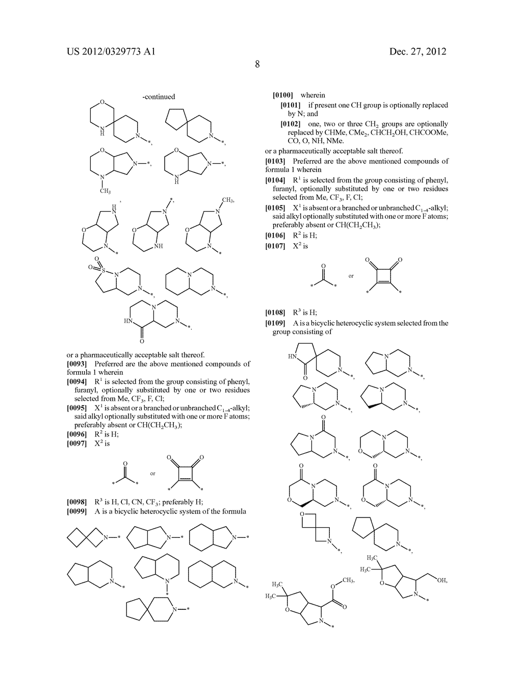 BICYCLIC RING SYSTEM SUBSTITUTED AMIDE FUNCTIONALISED PHENOLS AS     MEDICAMENTS - diagram, schematic, and image 09