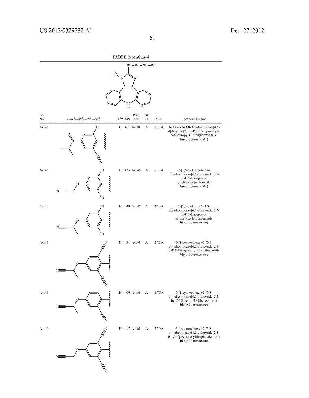 AZEPINE INHIBITORS OF JANUS KINASES - diagram, schematic, and image 62