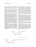 Multimeric VLA-4 Antagonists Comprising Polymers Moieties diagram and image