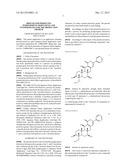 PROCESS FOR PRODUCING PYRIPYROPENE DERIVATIVES AND INTERMEDIATES FOR THE     PRODUCTION THEREOF diagram and image