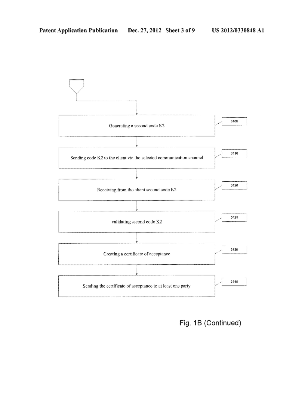 SYSTEM AND METHOD FOR ELECTRONIC CONTRACTING BETWEEN  REMOTE PARTIES - diagram, schematic, and image 04