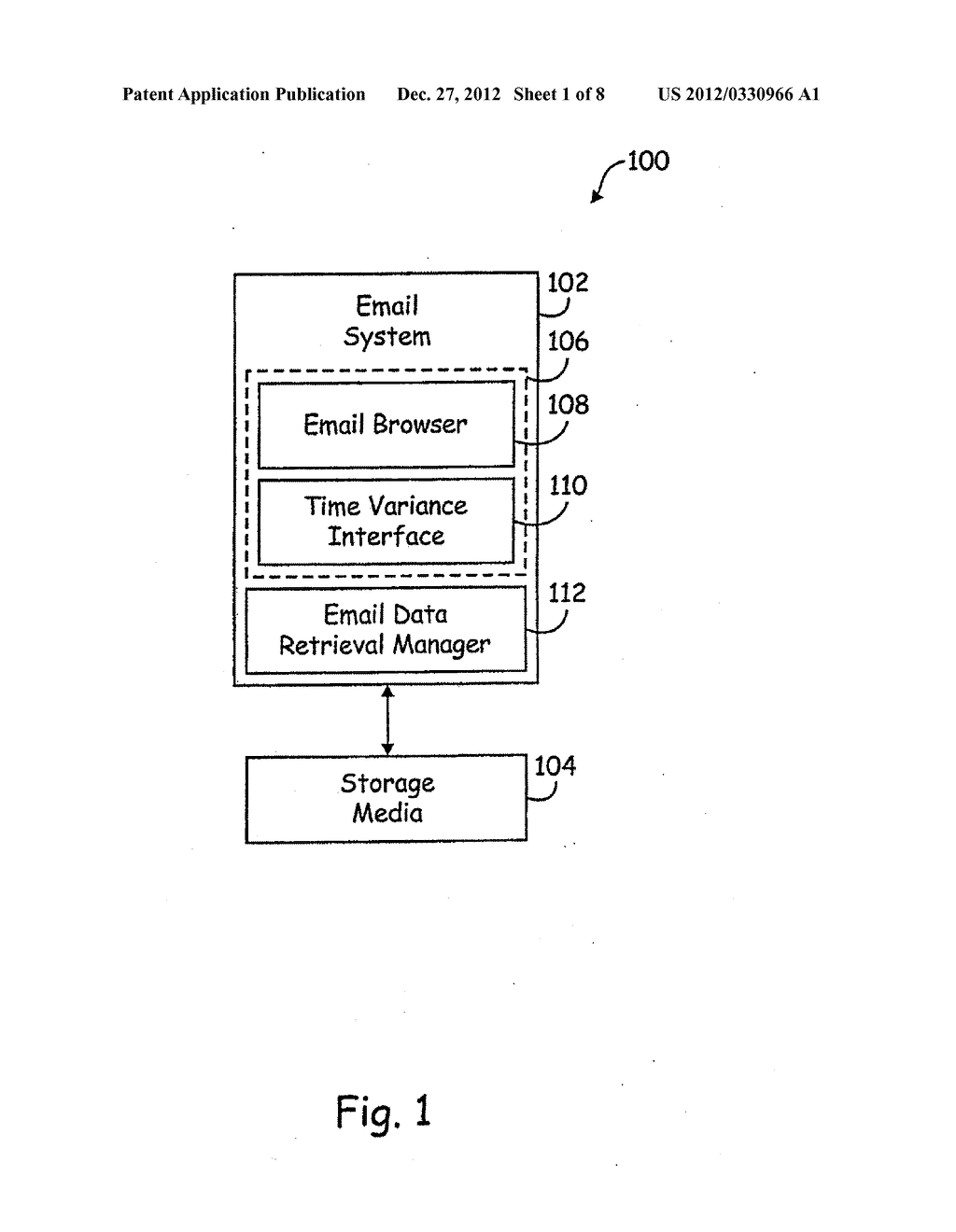 INTERFACE SYSTEMS AND METHODS FOR ACCESSING STORED DATA - diagram, schematic, and image 02
