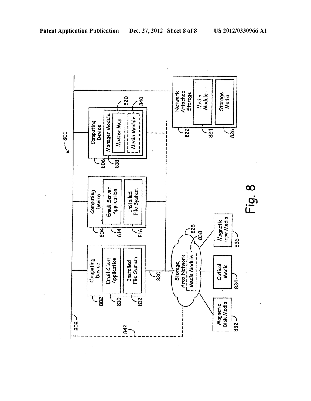 INTERFACE SYSTEMS AND METHODS FOR ACCESSING STORED DATA - diagram, schematic, and image 09