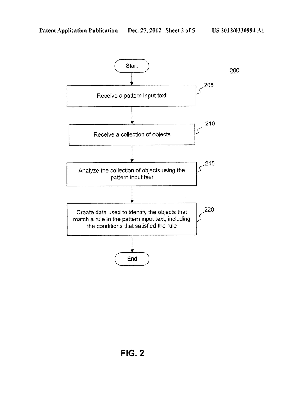 Systems and Methods for Inter-Object Pattern Matching - diagram, schematic, and image 03