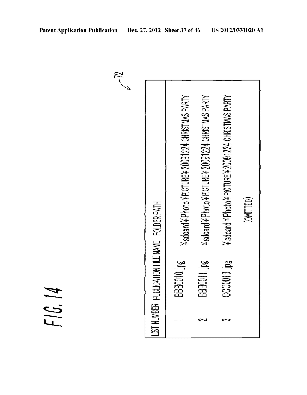 MOBILE TERMINAL APPARATUS, INFORMATION OUTPUT SYSTEM, INFORMATION OUTPUT     METHOD AND RECORDING MEDIUM - diagram, schematic, and image 38