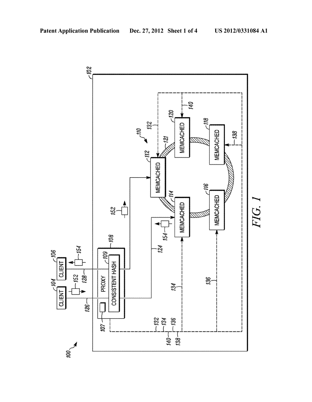 Method and System for Operation of Memory System Having Multiple Storage     Devices - diagram, schematic, and image 02