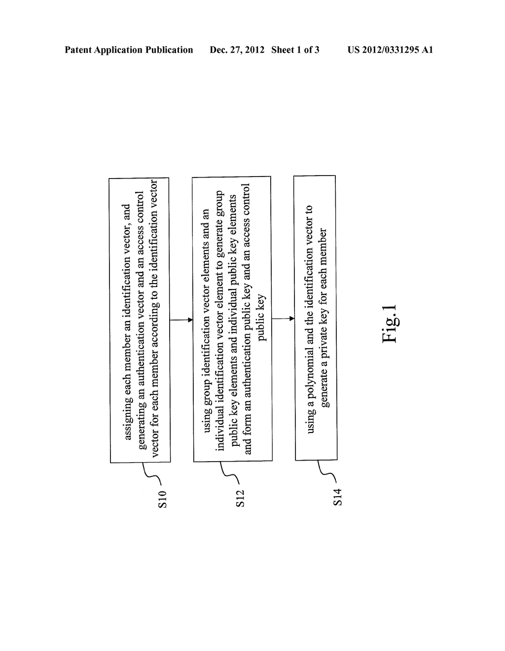 METHOD FOR KEY GENERATION, MEMBER AUTHENTICATION, AND COMMUNICATION     SECURITY IN DYNAMIC GROUP - diagram, schematic, and image 02