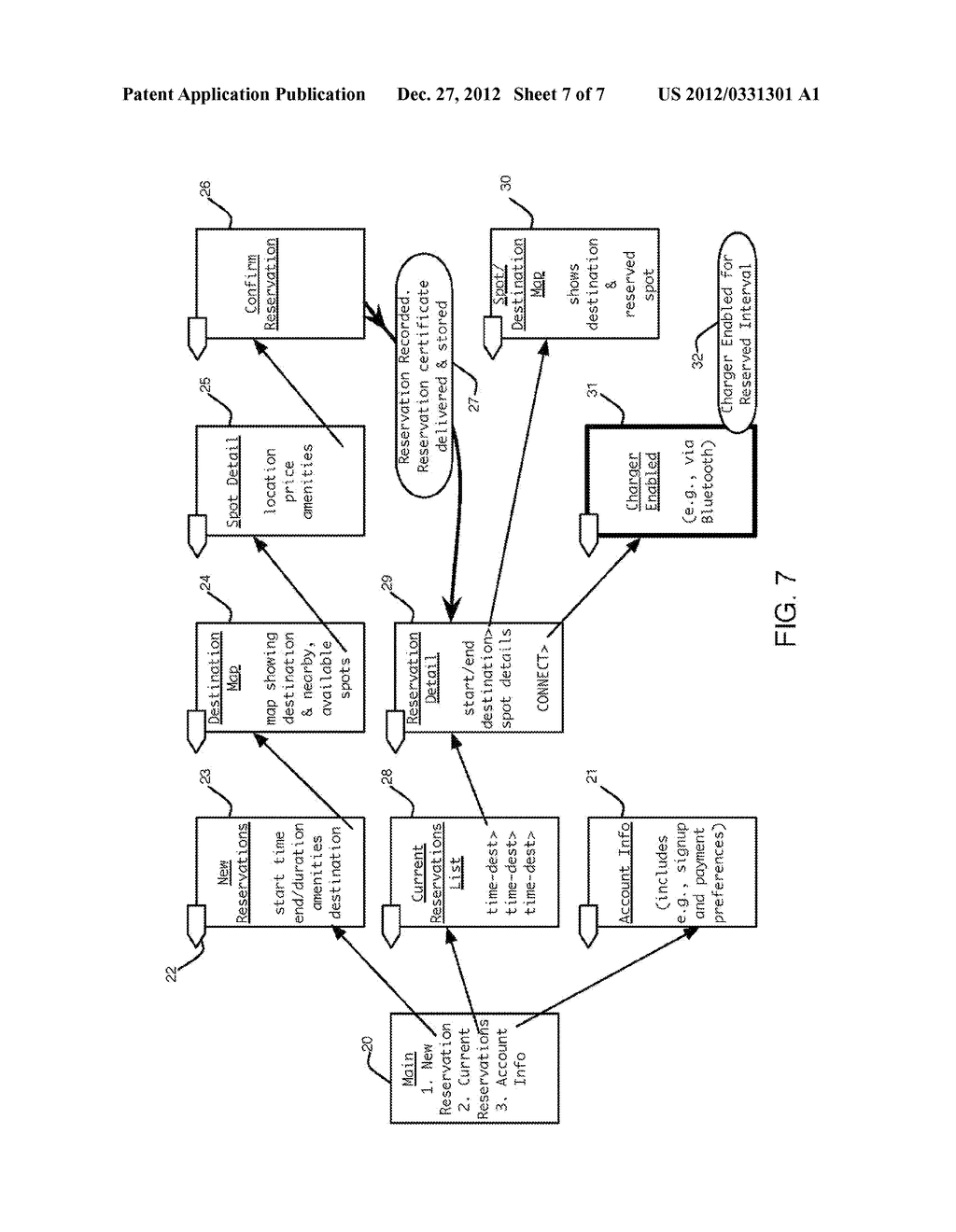 METHOD AND SYSTEM FOR USING A SMART PHONE FOR ELECTRICAL VEHICLE CHARGING - diagram, schematic, and image 08