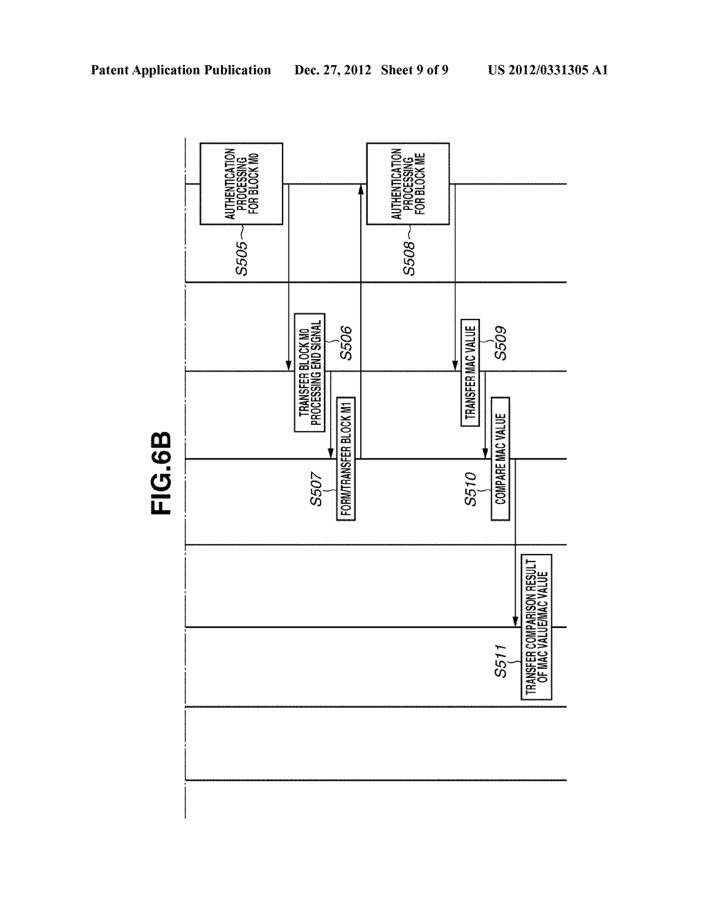 ENCRYPTION PROCESSING APPARATUS - diagram, schematic, and image 10