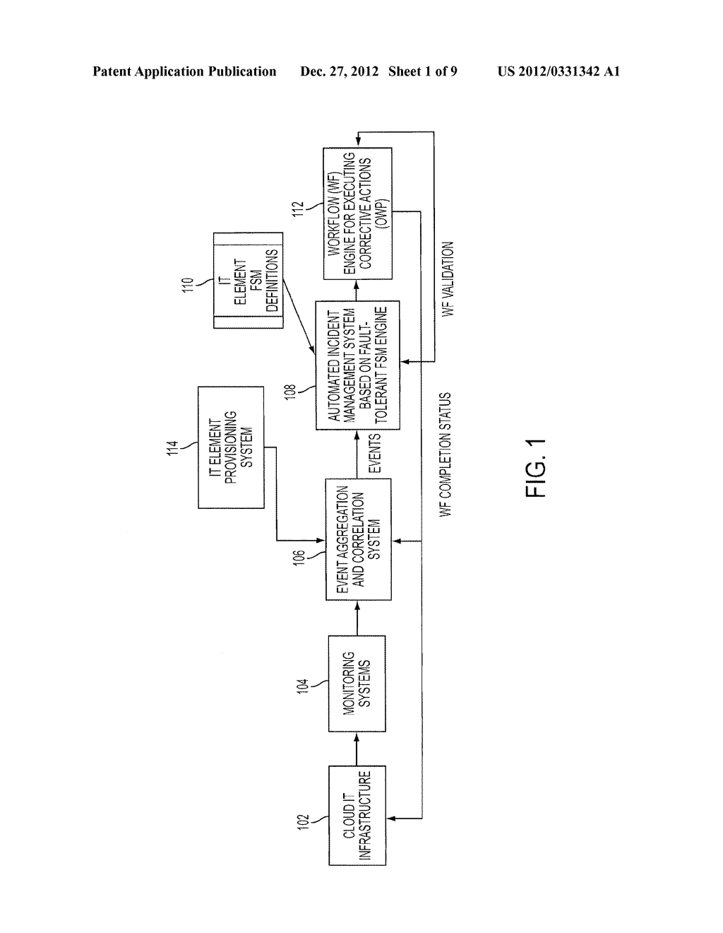 Adding Scalability And Fault Tolerance To Generic Finite State Engine Diagram Machine Frameworks For Use In Automated Incident Management Of Cloud Computing Infrastructures Schematic Image 02