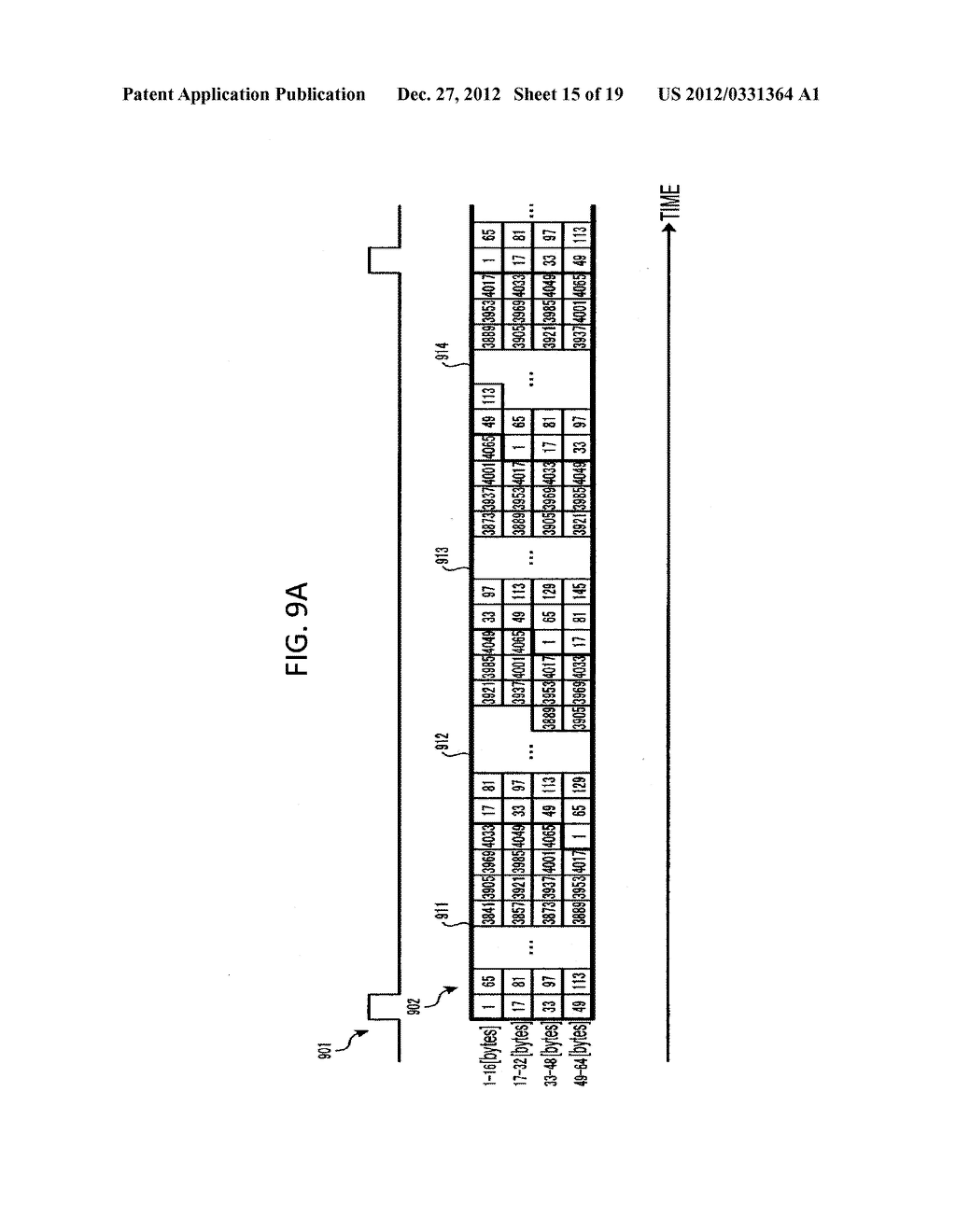 ERROR CORRECTION PROCESSING CIRCUIT AND ERROR CORRECTION PROCESSING METHOD - diagram, schematic, and image 16